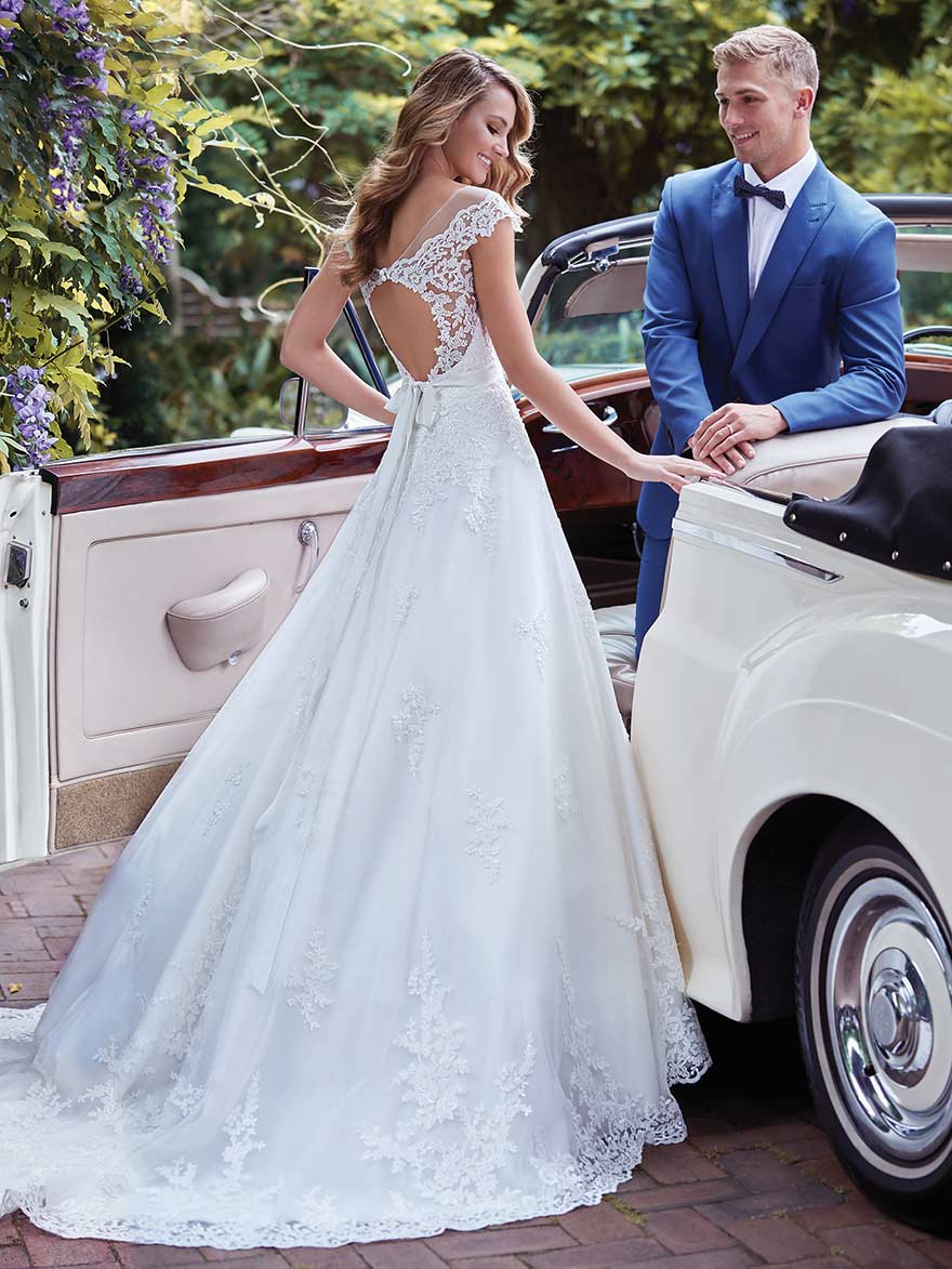 Kaitlyn by Rebecca Ingram at Maggie Sottero Designs | Confetti.co.uk