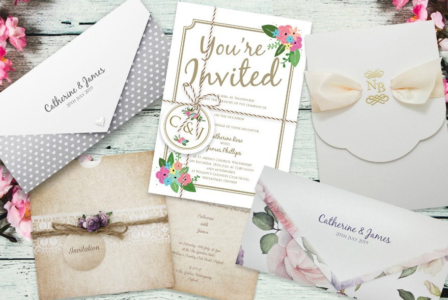 Wedding stationery offer by Paper Themes | Confetti.co.uk