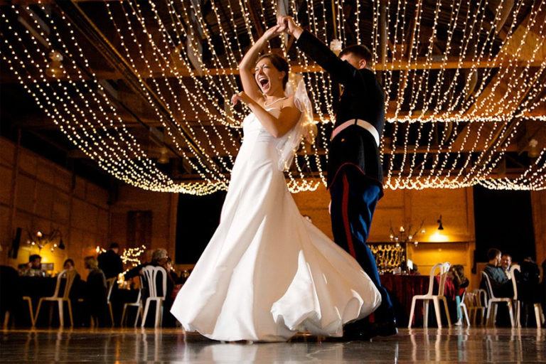Ways To Make Your First Dance More Memorable   Confetti.co.uk