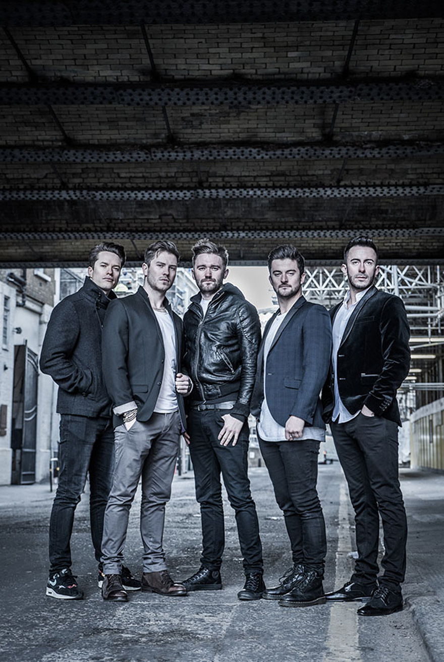 A Night Of Take That Take That Tribute Band Bedfordshire Alive Network   Confetti.co.uk