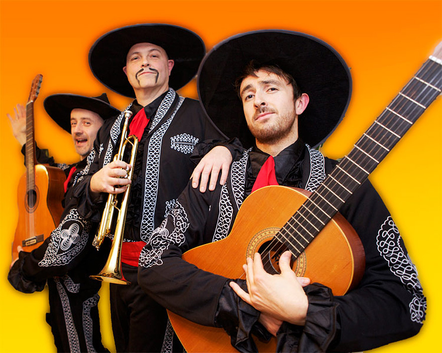 Beat Banditos Mexian Comedy Band Hertfordshire Alive Network   Confetti.co.uk