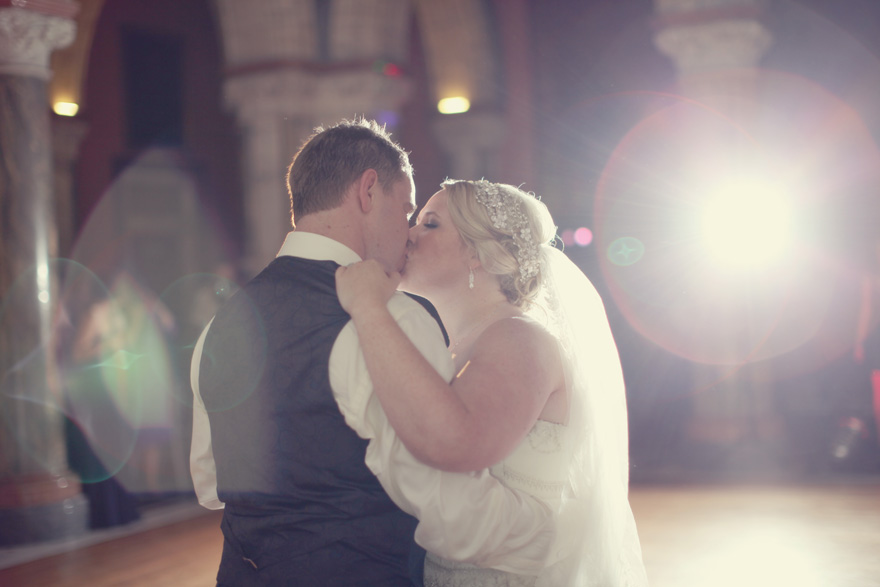 Marble Hall at Mount Stuart – First Dance by craigsandersphotography