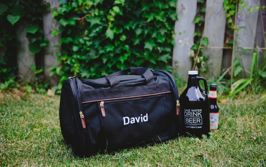 Confetti Weekend Bag for Men