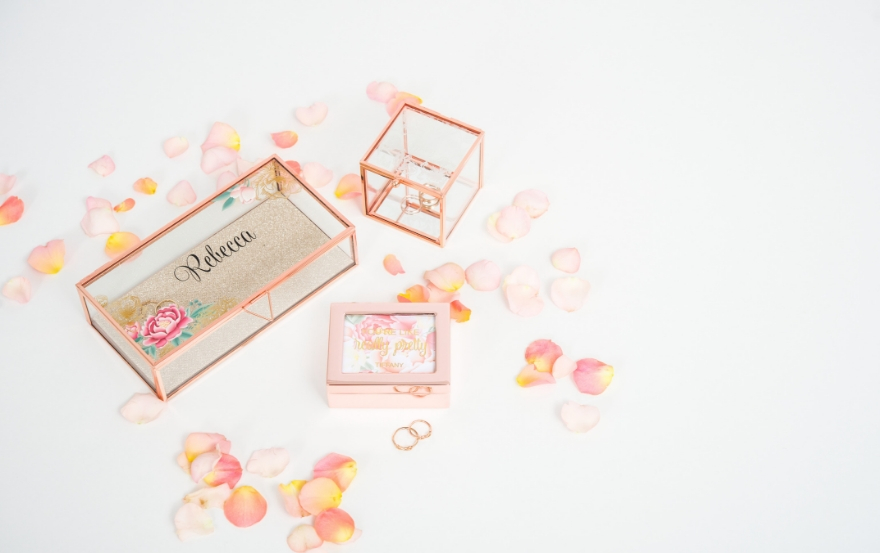 Personalised Box by Confetti
