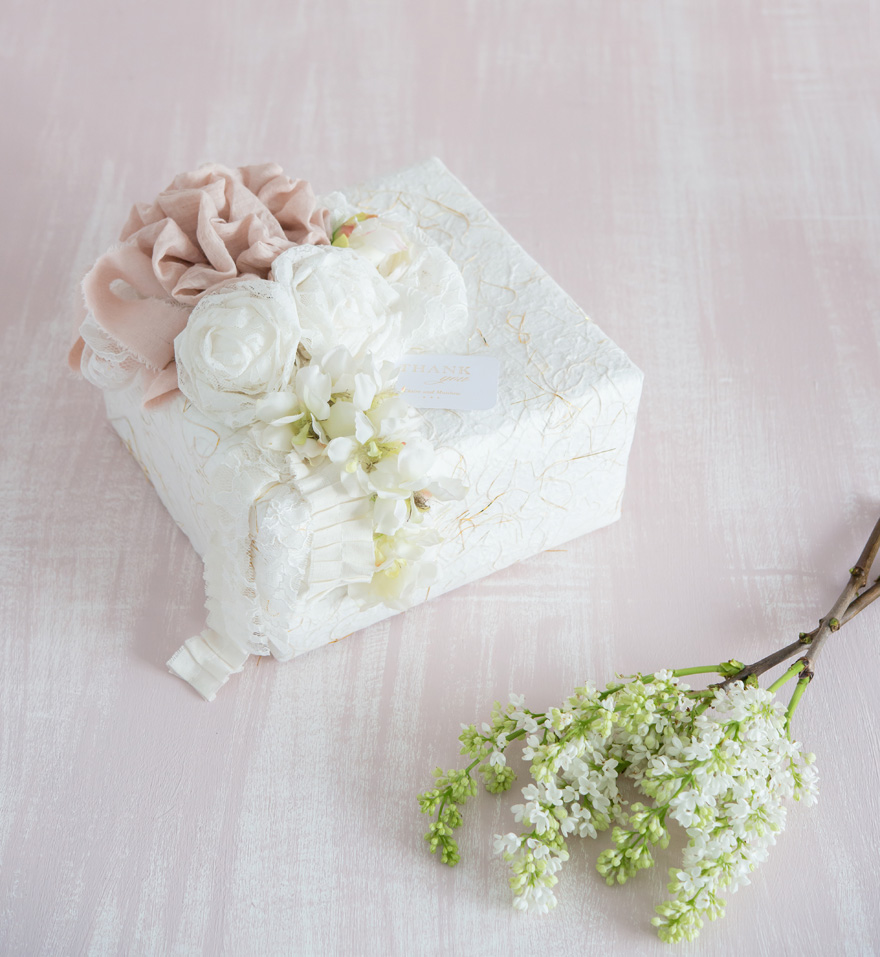 DIY Pretty Packaging Gift Wrapping   Confetti.co.uk