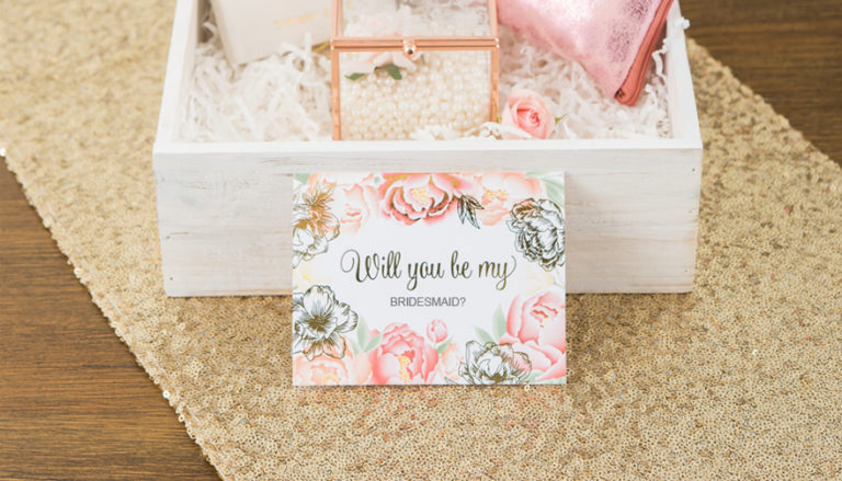 Will You Be My Bridesmaid - Best Bridesmaid Proposal Ideas   Confetti.co.uk