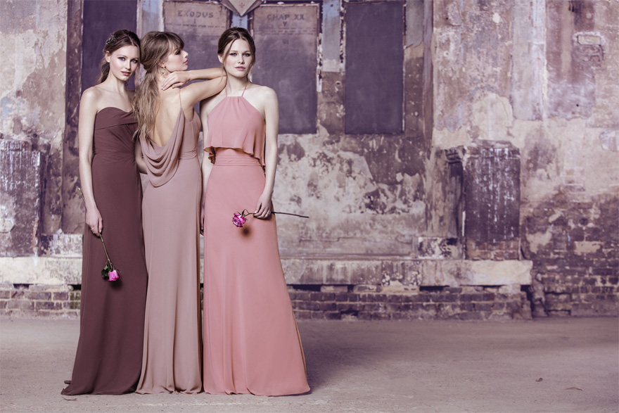 Will You Be My Bridesmaid Best Bridesmaid Proposal Ideas - Kelsey Rose 2017 Bridesmaid Dresses   Confetti.co.uk