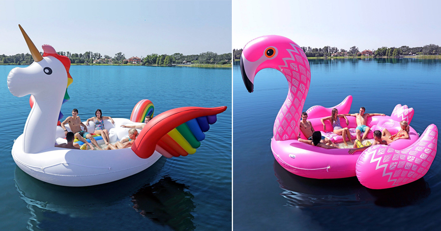 Giant Inflatable Pool Floats from Sam's Club | Confetti.co.uk