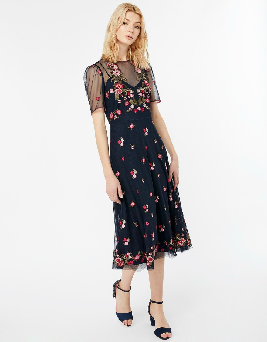 Mother of the bride Outifts by Monsoon | Confetti.co.uk