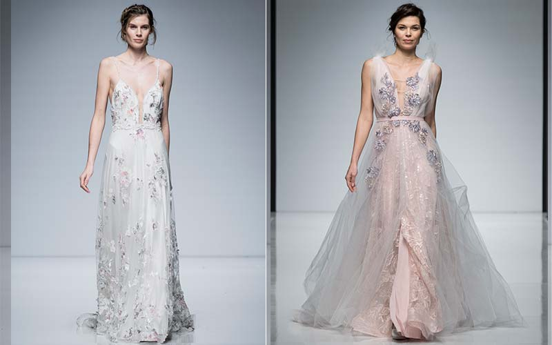 Designer Wedding Dresses: Stand Out Gowns at London Bridal Week