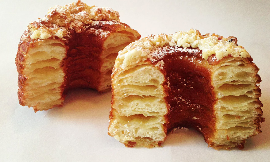Jam Filled Cronut from The Guardian - The Official Cronut Recipe by Creator Dominique Ansel | Confetti.co.uk
