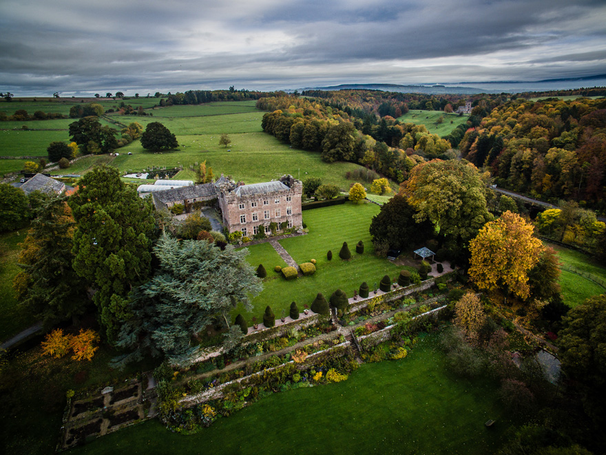 Askham Hall Country House Wedding Venue in the Lake District by Joel Skingle - National Park Wedding Venues | Confetti.co.uk