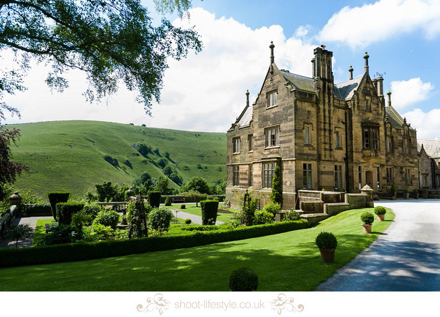 Cressbrook Hall by Shoot Photography - Derbyshire Wedding Venue near Bakewell - Getting Married in the Peak District | Confetti.co.uk