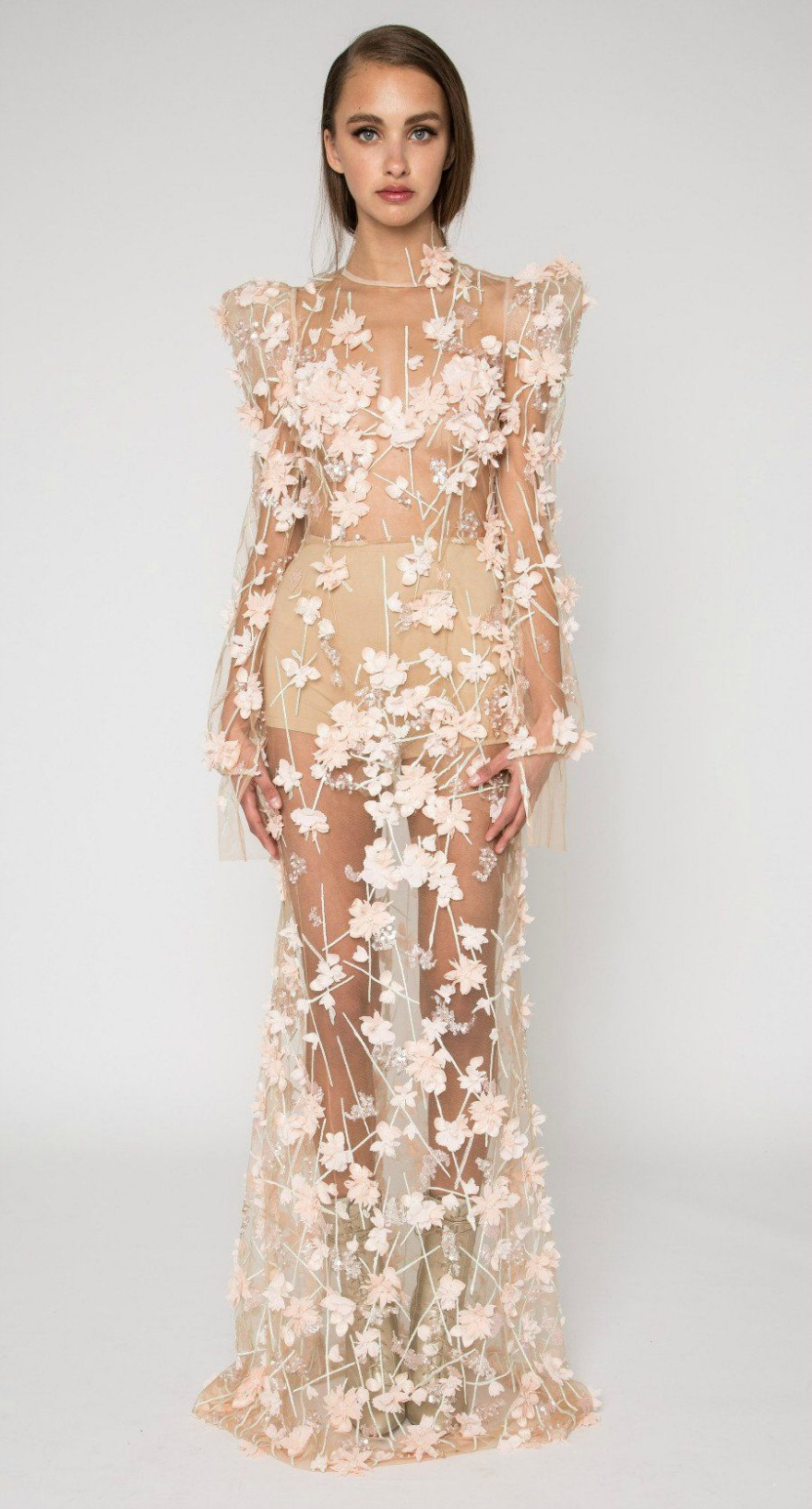 Wedding dresses with sleeves by Narces | Confetti.co.uk