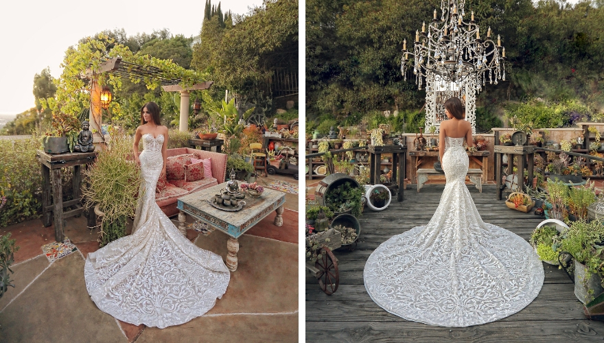 Styled Shoot: Enzoani's 2019 collection