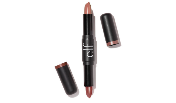 dark and light nude lipstick for brides to be