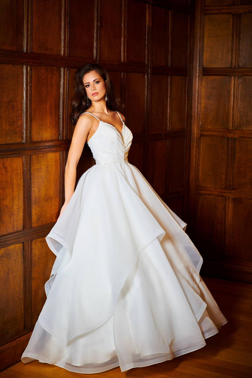 strappy-wedding-dress-with-full-skirt