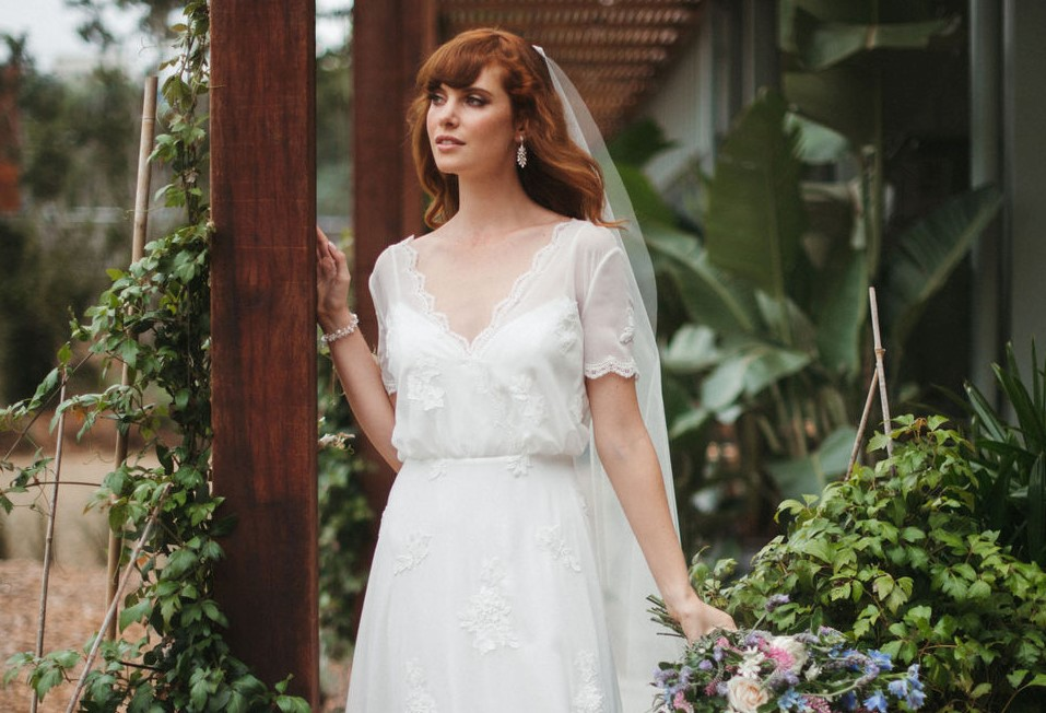 Beautiful Wedding Dresses For Older Brides Confetti