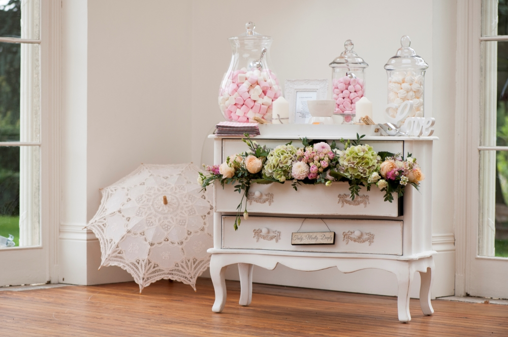 Fun Wedding Sweet Table Ideas To Make Your Big Day Perfect