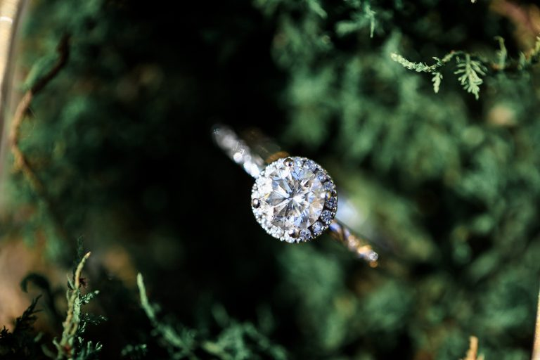 engagement ring sizer template