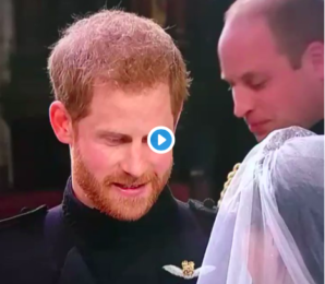 Did Prince Harry Whisper Something Naughty to Meghan Markle?