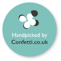 As featured on confetti.co.uk