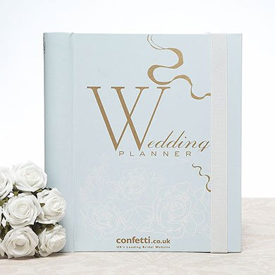 Confetti.co.uk Wedding Planner Competition