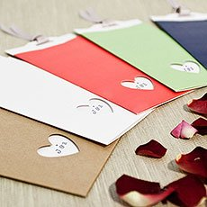 Eco Chic Wedding Stationery