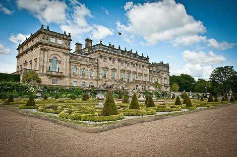 Boutique Catering and Events at Harewood