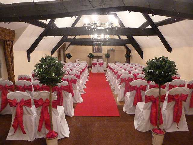 Ambience Venue Styling - Peterborough & Stamford