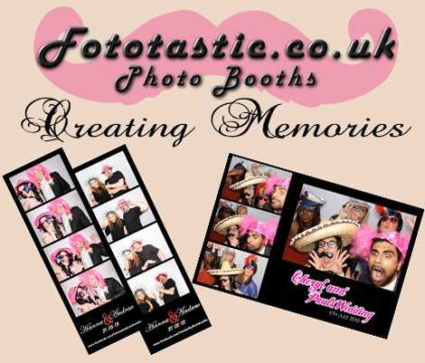 Fototastic Photo Booths