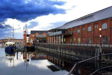 National Waterfront Museum