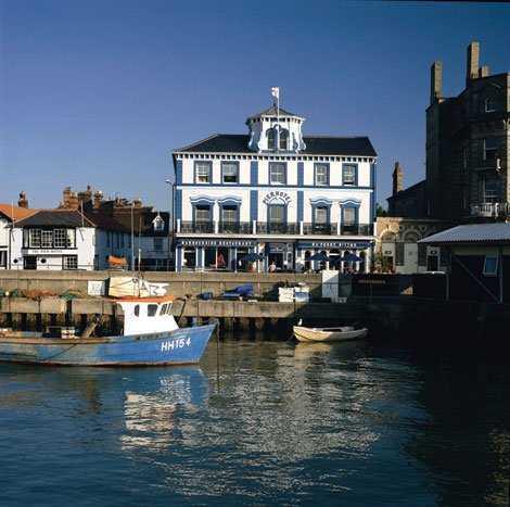 The Pier at Harwich - Milsom Hotels