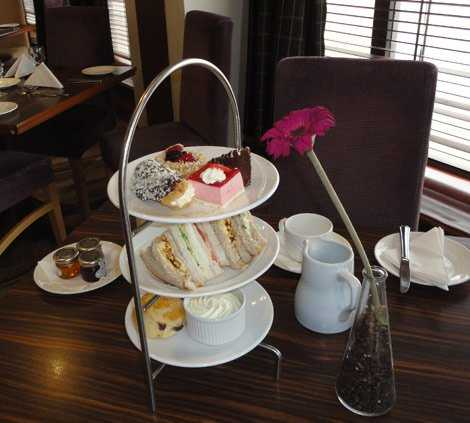 Hilton Blackpool - Afternoon Tea - Lancashire