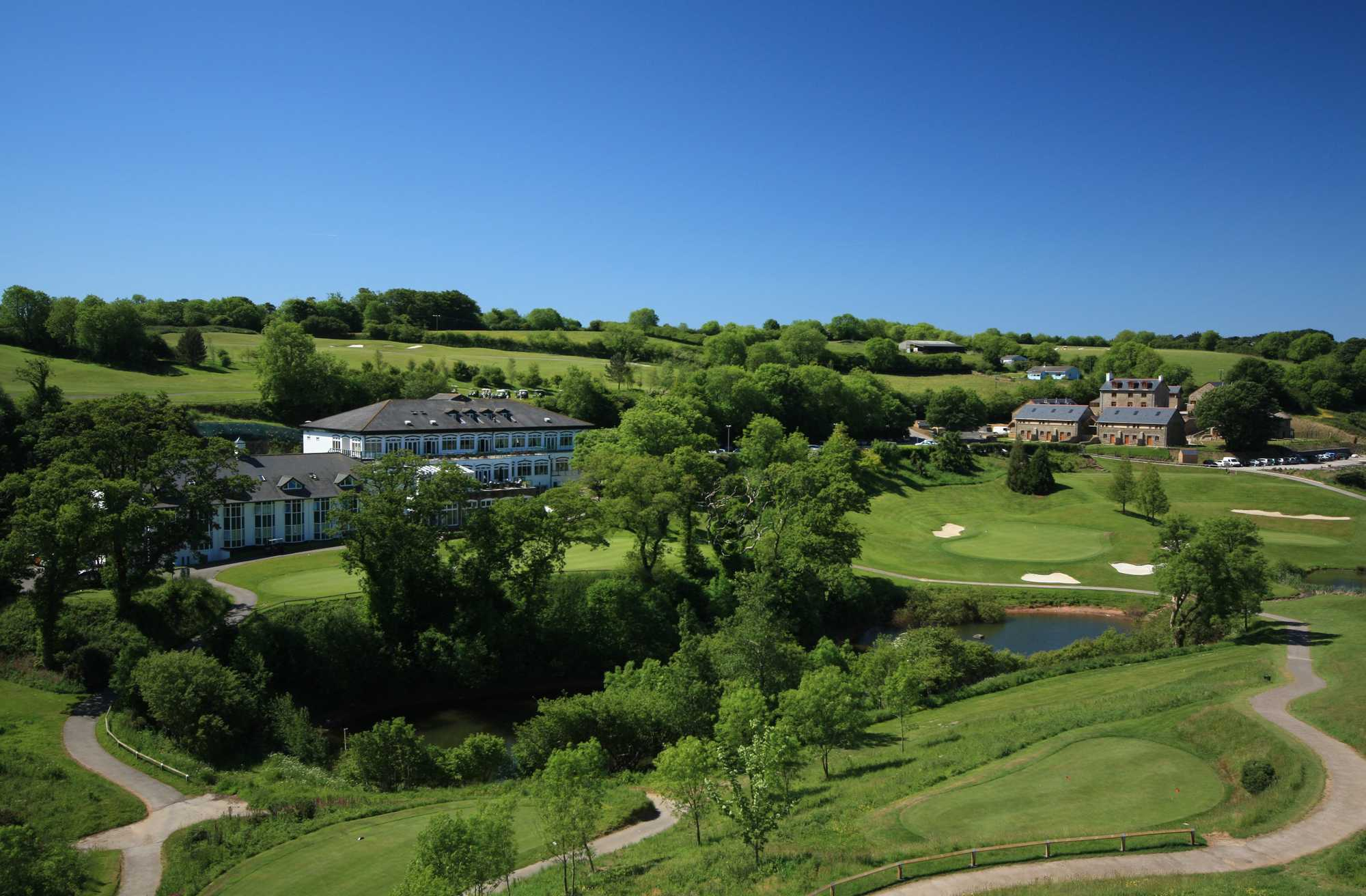BEST WESTERN The Dartmouth Hotel, Golf and Spa