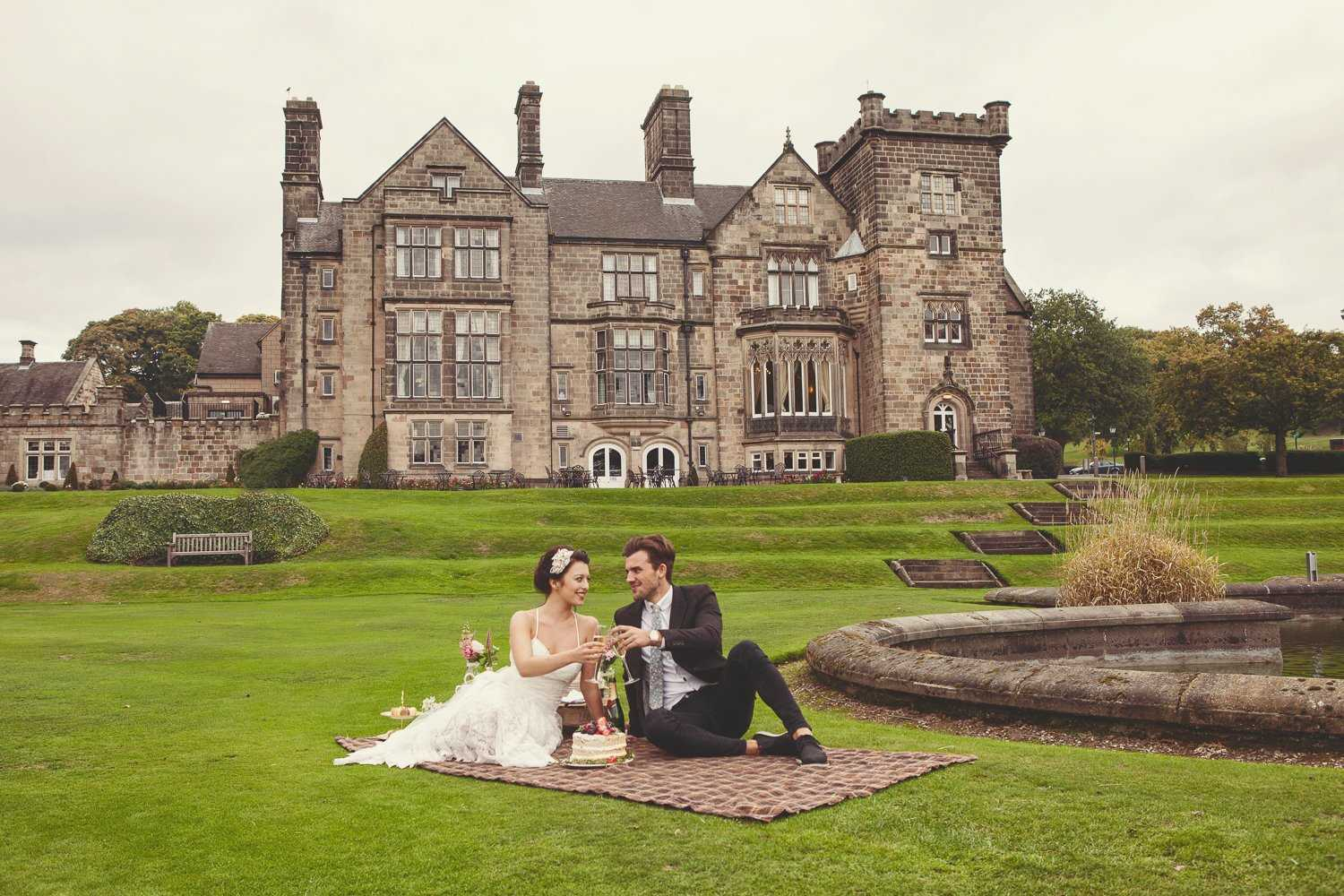 Marriott Breadsall Priory Hotel & Country Club