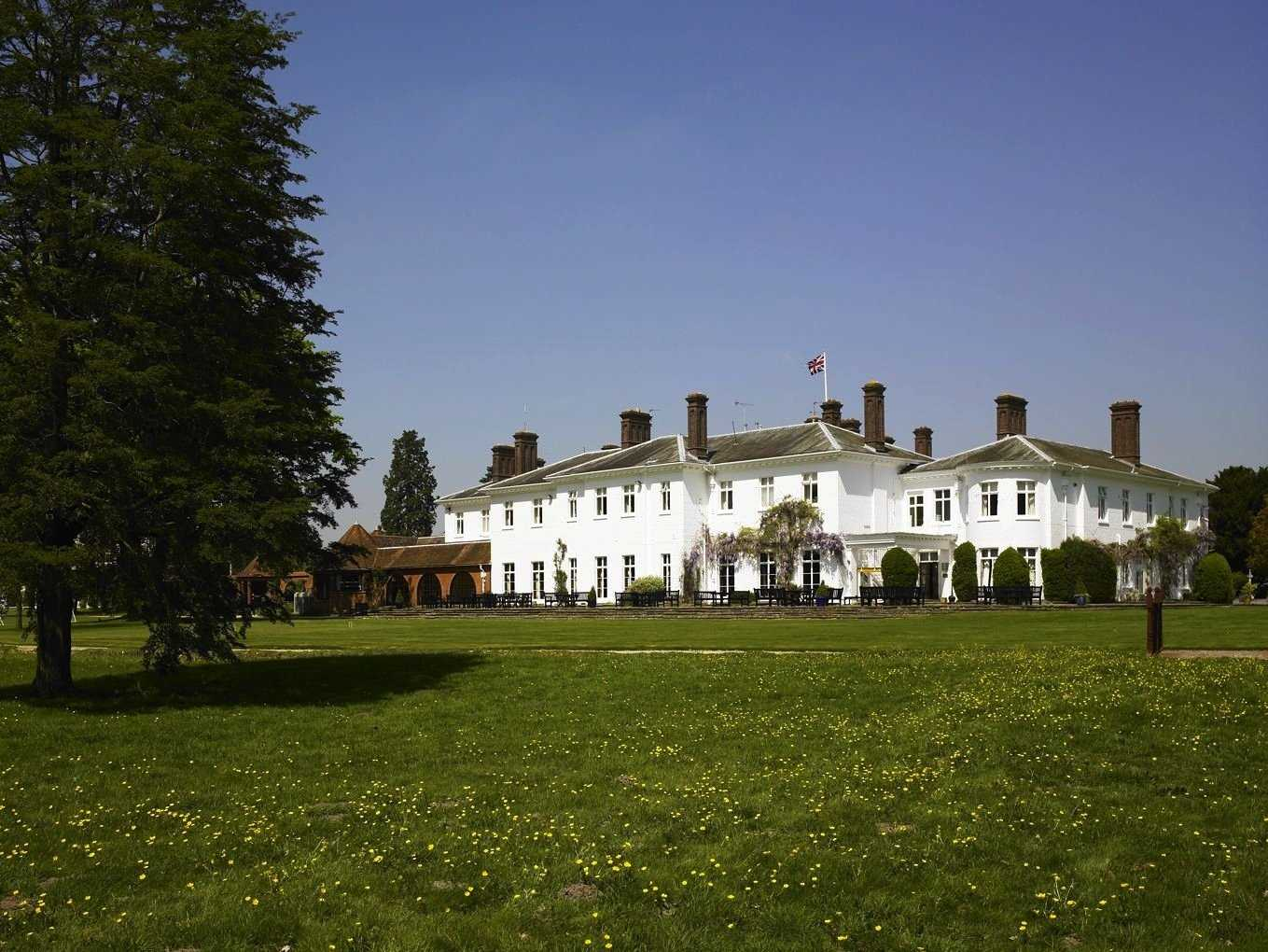 Milton Hill House