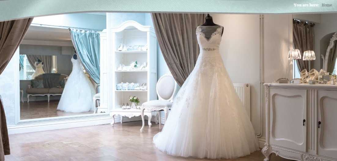 Frilly Frocks - Wedding Dress Shop