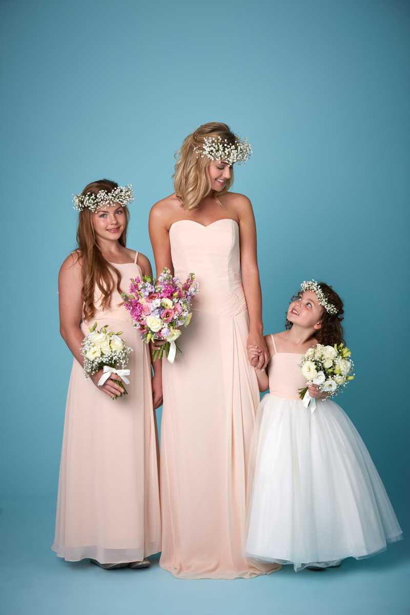 Amanda Wyatt Bridesmaids Dresses - Bridalwear Shops in Lancashire