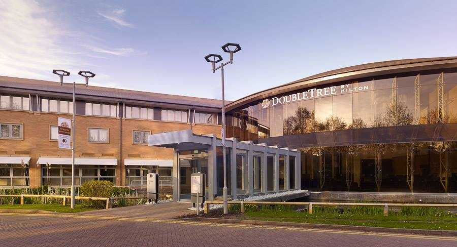 DoubleTree by Hilton Nottingham-Gateway Hotel