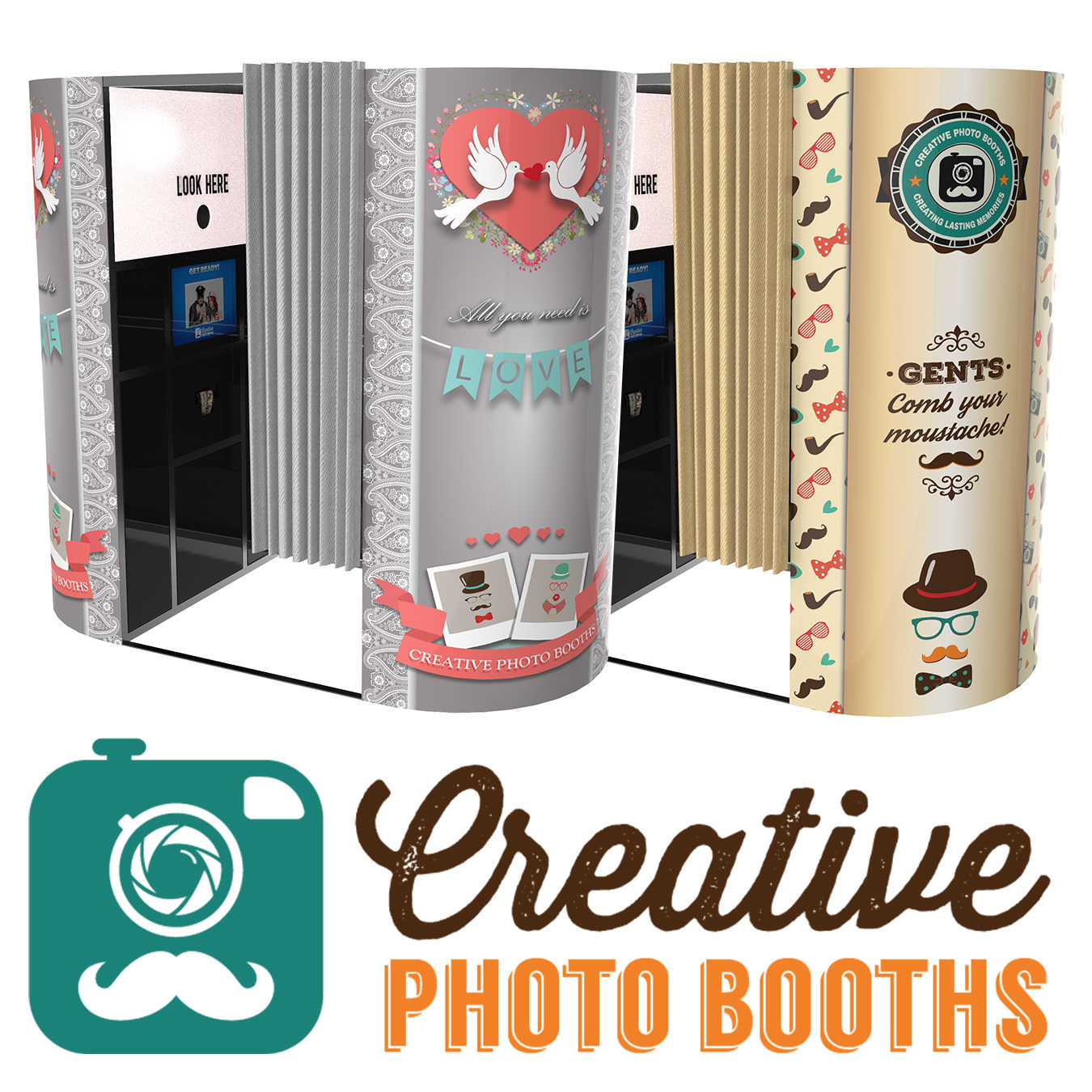 Creative Photo Booths