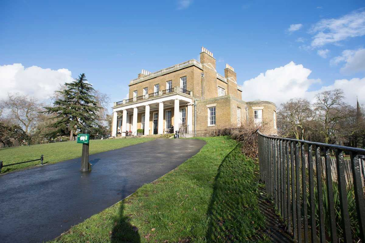 Clissold House
