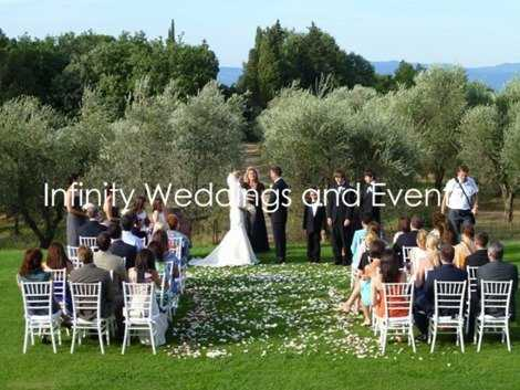 Infinity Weddings and Events - Italy
