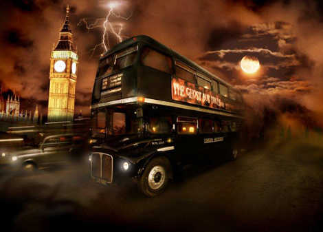 The Ghost Bus Tours