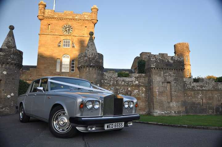 Armour and Harrop Chauffeurs