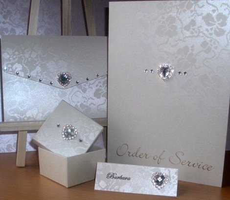 Treasured Events Invitations