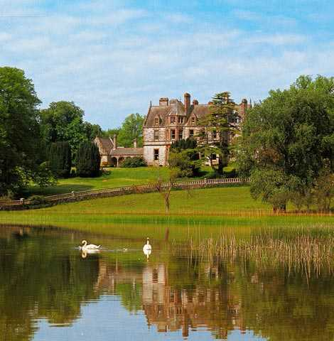 Castle Leslie Estate - Ireland