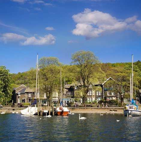 Waterhead Boutique Hotel & Dining. An English Lakes Hotel
