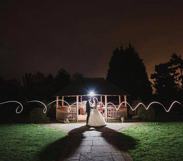 Winter Wedding Party Offer at Orsett Hall!